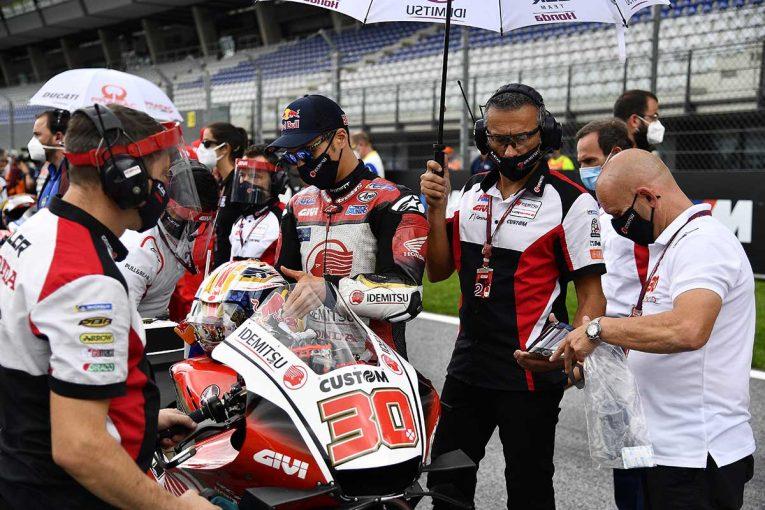 MotoGP | 中上「赤旗中断は残念でしたが、でもこれがレース」/MotoGP第6戦決勝