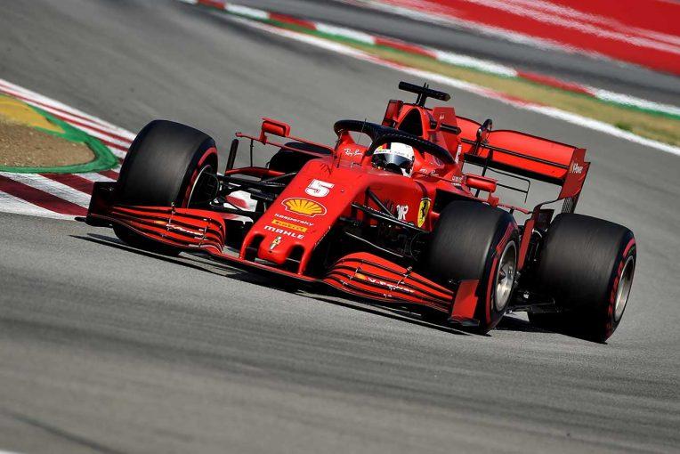 Blog | 【ブログ】満場一致でドライバー・オブ・ザ・デーに輝いたベッテル/F1自宅特派員スペインGP編
