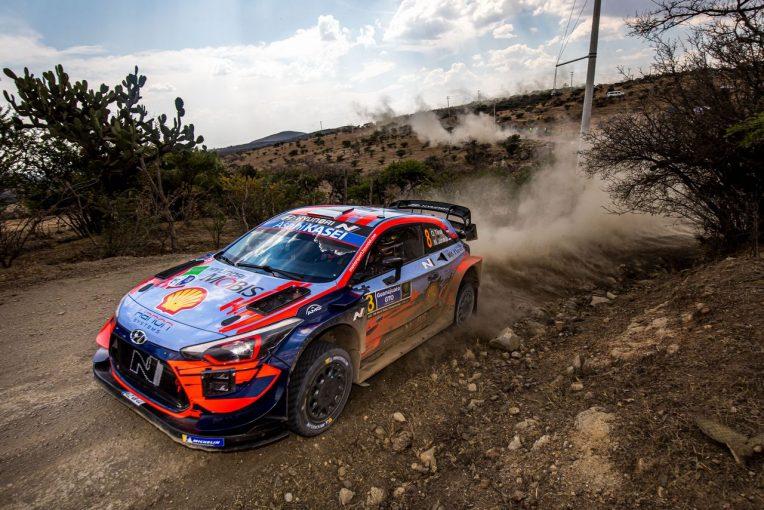 """ラリー/WRC   タナク、WRC母国ラウンドの""""前哨戦""""サウス・エストニアラリーで圧勝"""