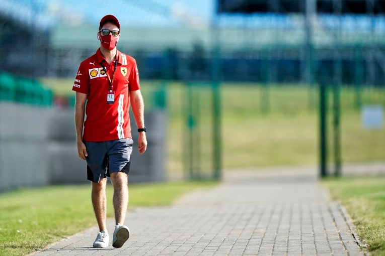 F1 | マネージャーを持たないベッテル、現在の難局においても契約交渉は自身で行う意向