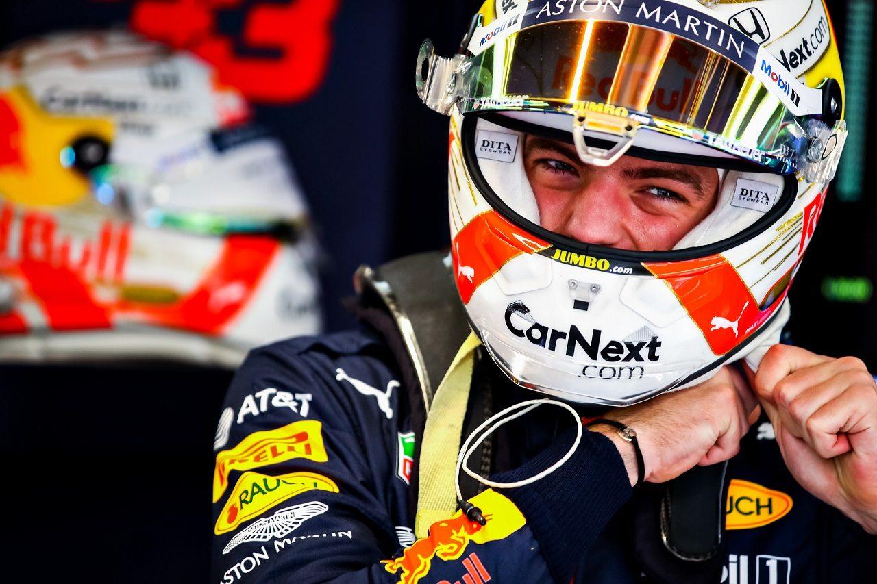 2020年F1第6戦スペインGP マックス・フェルスタッペン(レッドブル・ホンダ)