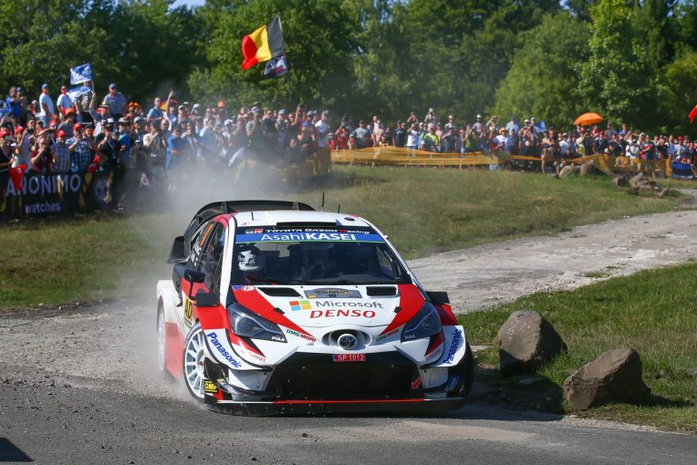 ラリー/WRC | WRC:第6戦ドイツ中止も代替戦なし。ラリー・イタリアは10月8~11日開催に