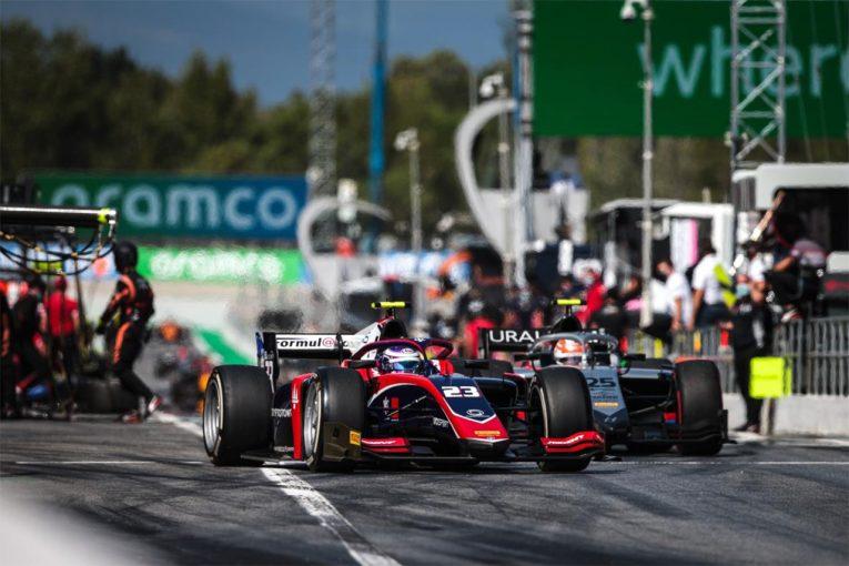 海外レース他 | FIA-F2:佐藤万璃音のバルセロナ戦はタイヤに苦戦。「スパまでに精一杯やっていく」