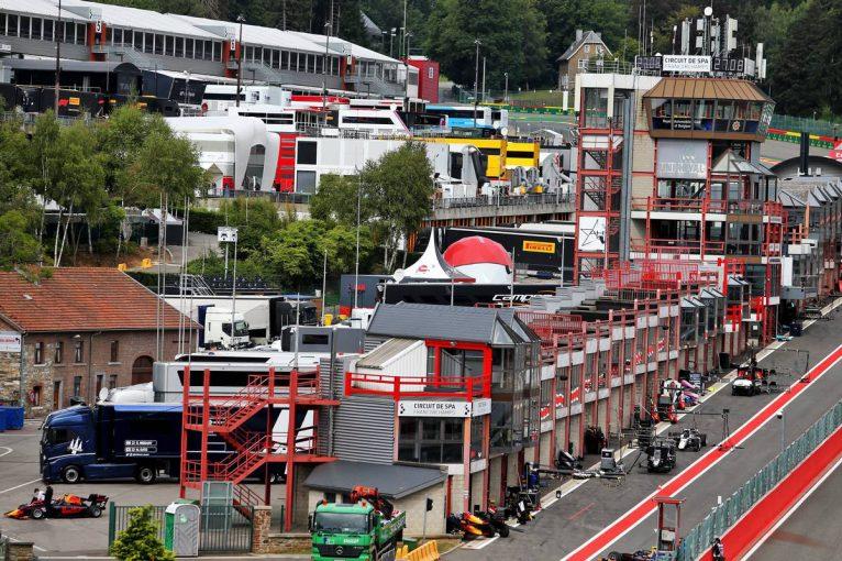 F1 | F1第7戦ベルギーGP日曜ツイート実況