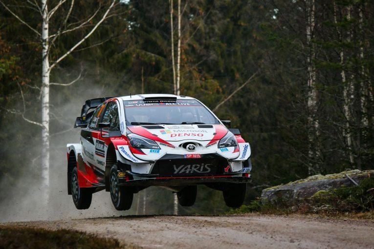 ラリー/WRC | WRCエストニア:トヨタ、再開戦でリード拡大を目指す「高速ステージはヤリスに合っている」