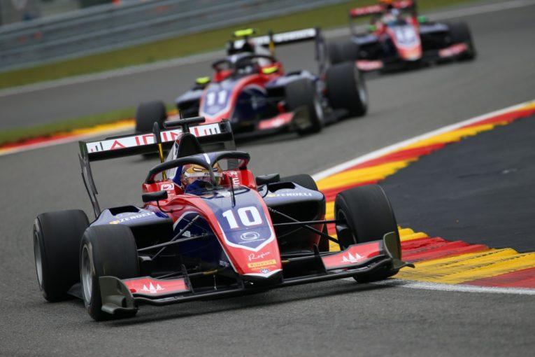 海外レース他 | ゼンデリがポール・トゥ・ウインで初優勝【順位結果】FIA-F3第7戦ベルギー レース1