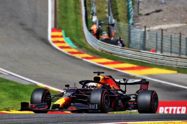 F1 | フェルスタッペンが3番手【順位結果】F1第7戦ベルギーGP予選