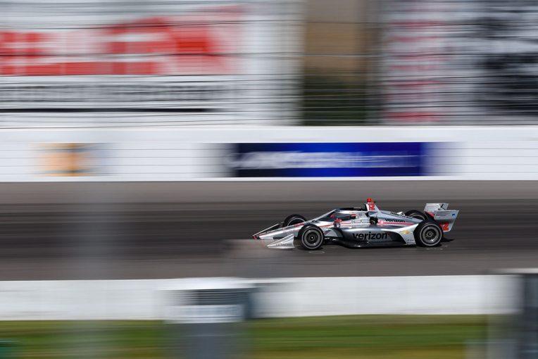 海外レース他 | 【順位結果】インディカー・シリーズ第8戦ゲートウェイ予選/琢磨は5番手