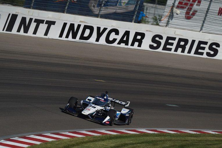 海外レース他 | 【順位結果】インディカー・シリーズ第9戦ゲートウェイ予選/琢磨が今季初ポール