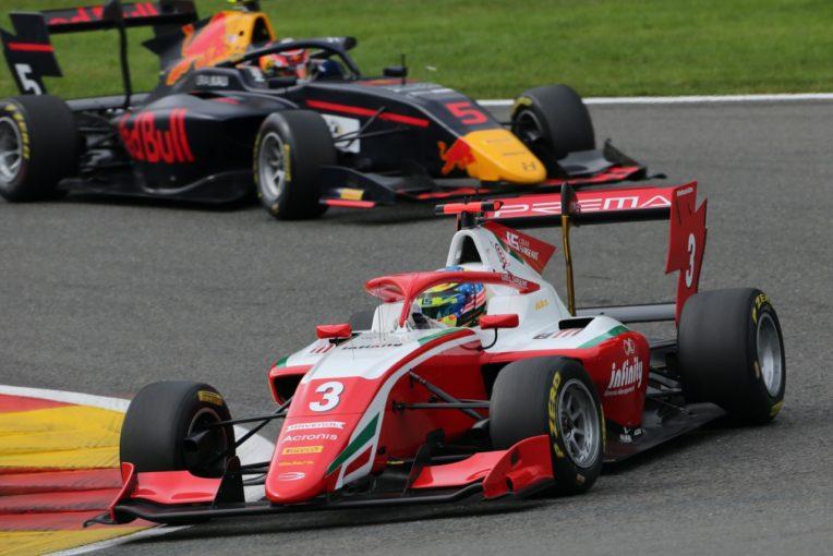 海外レース他 | サージェントが2勝目、レッドブル育成のローソンは3位【順位結果】FIA-F3第7戦ベルギー レース2
