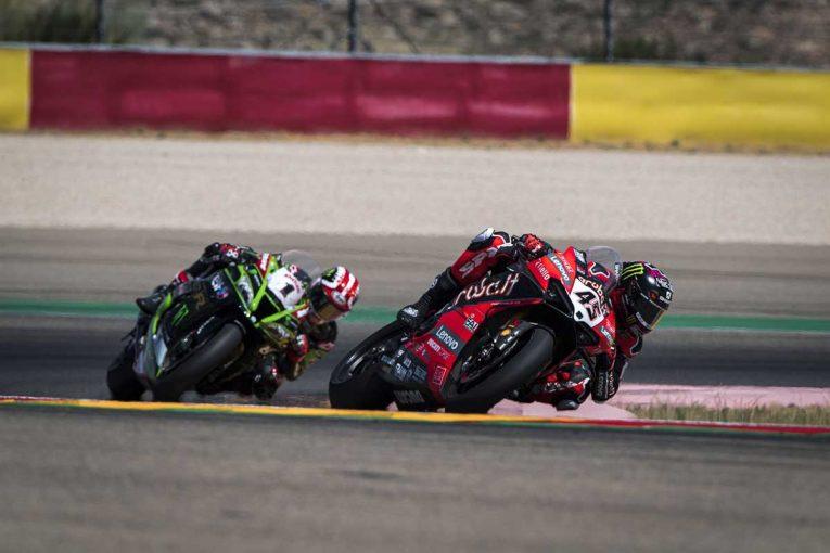 MotoGP | 【順位結果】2020SBK第4戦アラゴン決勝レース