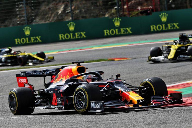 F1 | 【順位結果】F1第7戦ベルギーGP決勝リザルト