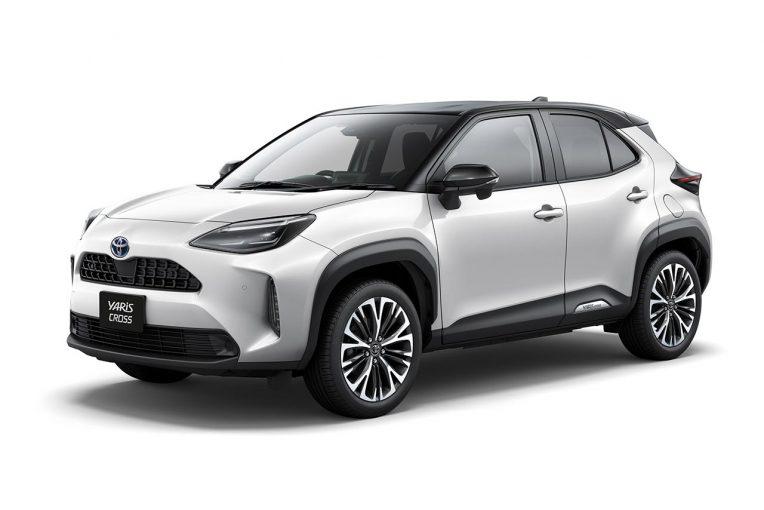 クルマ   トヨタの新コンパクトSUV『ヤリスクロス』が発売。SUVならではの力強さ、存在感を表現