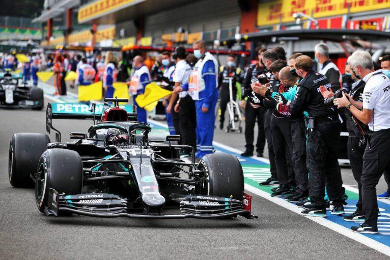 F1   【動画】F1第7戦ベルギーGP決勝ハイライト