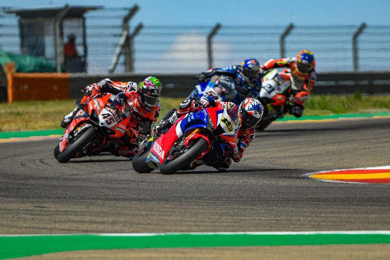 MotoGP | SBK第4戦:ホンダのバウティスタがレース2で3位表彰台を獲得。レイは2勝を挙げる