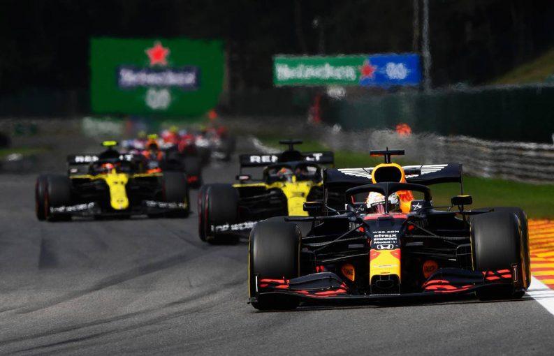 F1 | レッドブル・ホンダ分析:わずかに残っていた優勝のチャンスを掴めなかった背景にリカルドの存在