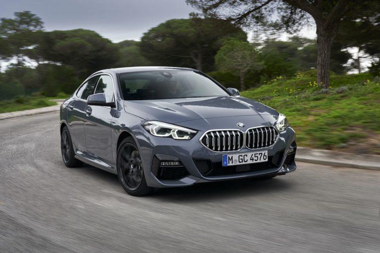 """クルマ   『BMW 2シリーズ グランクーペ』にクリーンディーゼル搭載の""""218d""""が追加設定"""