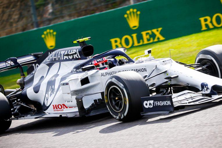 F1 | アルファタウリ・ホンダF1コラム:鬼気迫るものを感じたガスリーの激走。切れ味鋭いクビアトはどこに