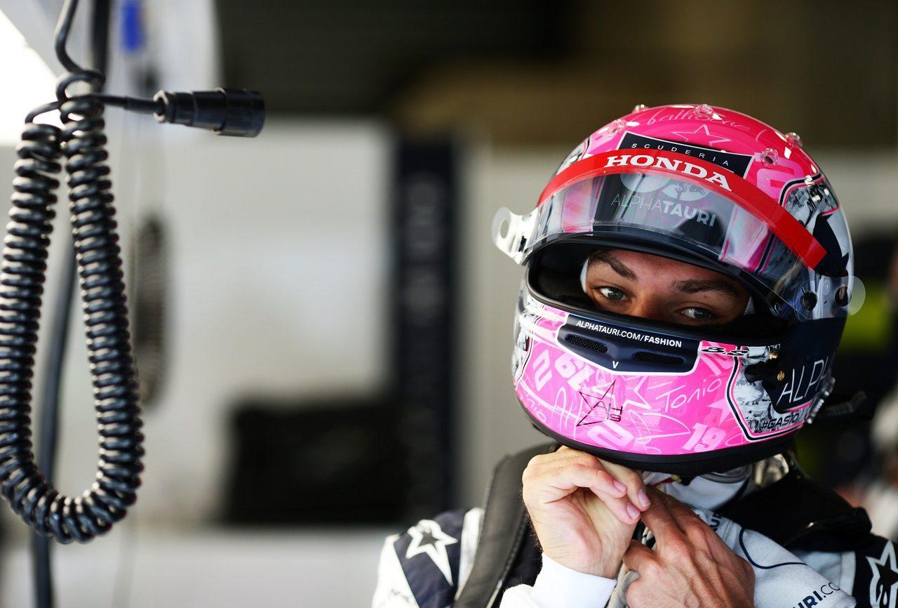 Photo of ガスリー、殊勲の8位を亡き友に捧げる「車が好調でいいレースができた」アルファタウリ・ホンダ【F1第7戦】   F1   autosport   オートスポーツweb