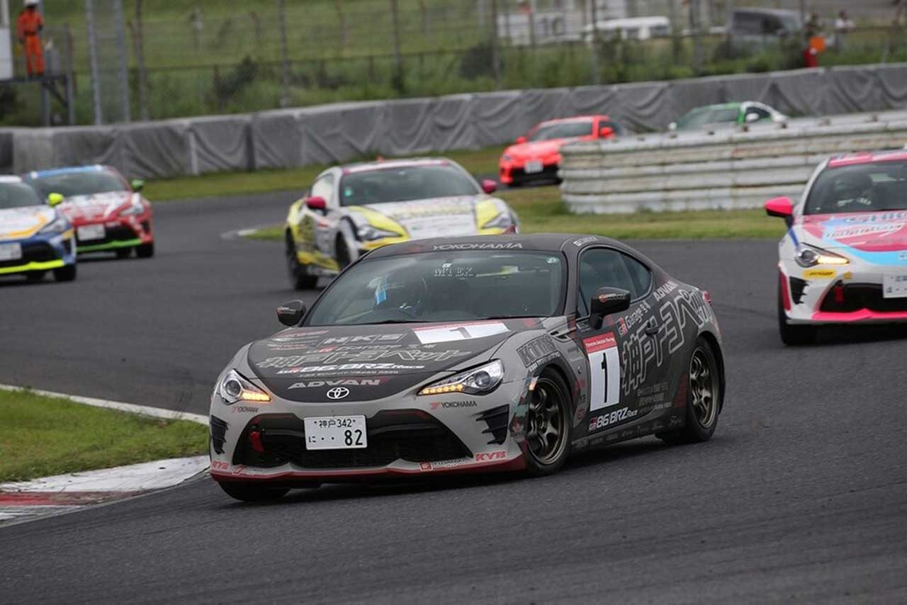 ブリヂストン TOYOTA GAZOO Racing 86/BRZ Race第6戦オートポリス レースレポート