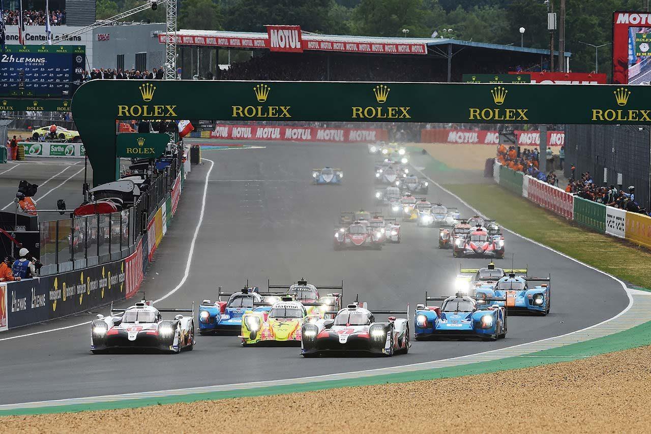 J SPORTSが秋の3大レースを徹底カバー! 24時間レースを24時間生中継