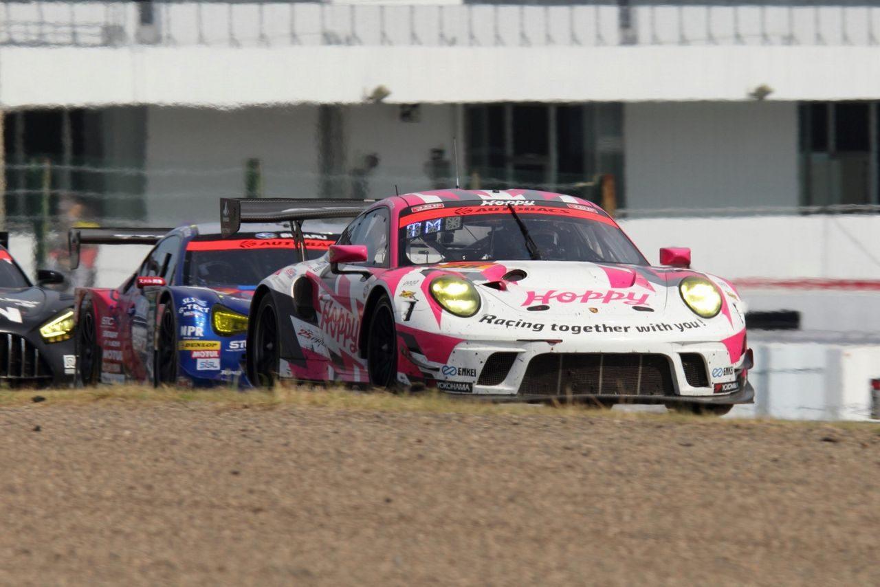 HOPPY team TSUCHIYA 2020スーパーGT第3戦鈴鹿 レースレポート