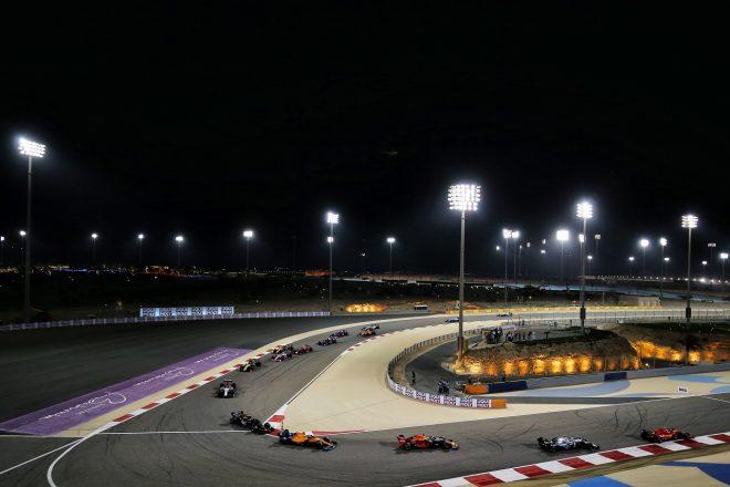 2019年F1バーレーンGPスタート