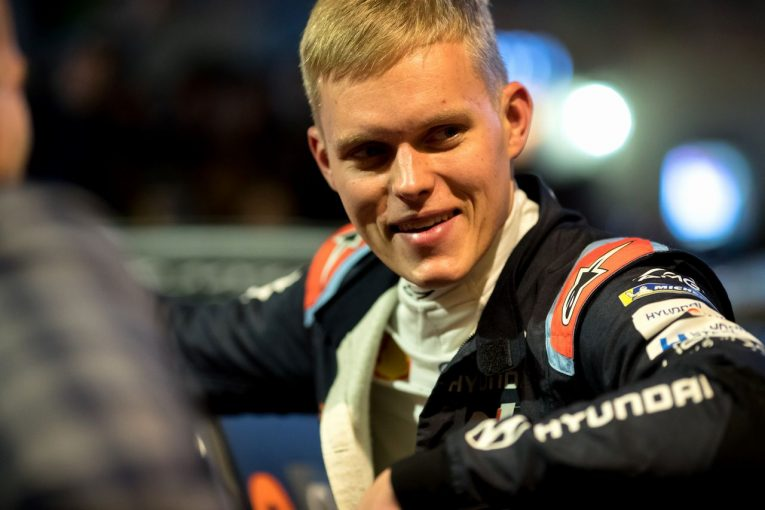ラリー/WRC | 母国ラウンドを迎えるタナク「アドバンテージがあることを期待している」/2020WRC第4戦エストニア 事前コメント