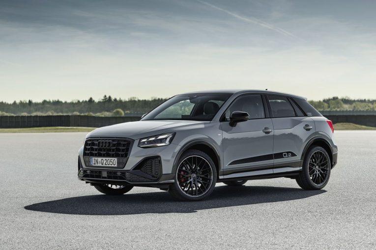 クルマ | アウディ、小型SUV『Q2』を改良。新型ヘッドライトや最新コネクトサービスなど採用
