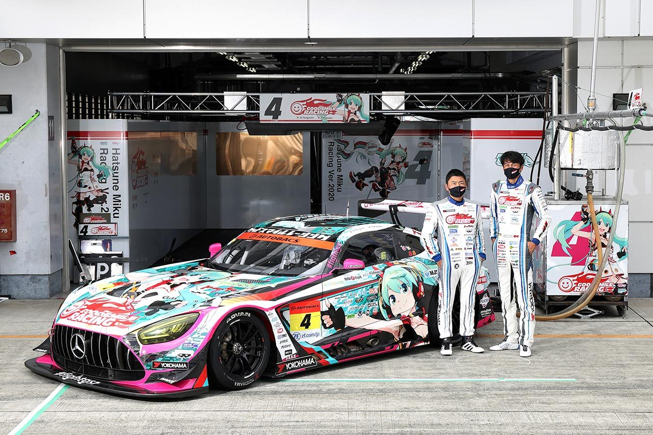 GOODSMILE RACING & Team UKYO 2020スーパーGT第2戦富士 レースレポート