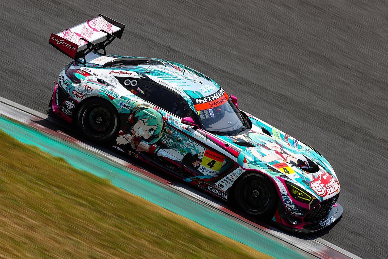 GOODSMILE RACING & TeamUKYO 2020スーパーGT第3戦鈴鹿 レースレポート