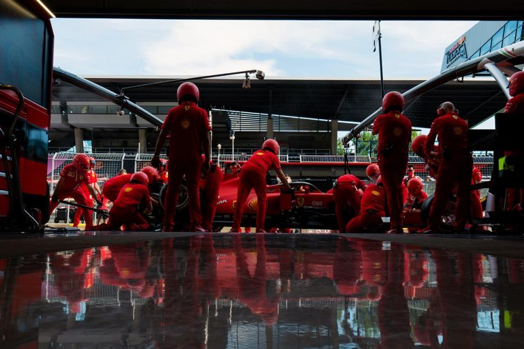 F1   【中野信治のF1分析第7戦】加速するフェラーリの大低迷とルノーの躍進。佐藤琢磨を超えてほしい次世代