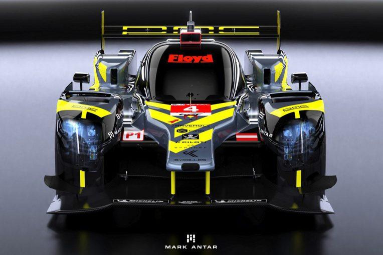 ル・マン/WEC | LMP1プライベーターのバイコレス、ル・マン24時間向けのカラーリングを発表