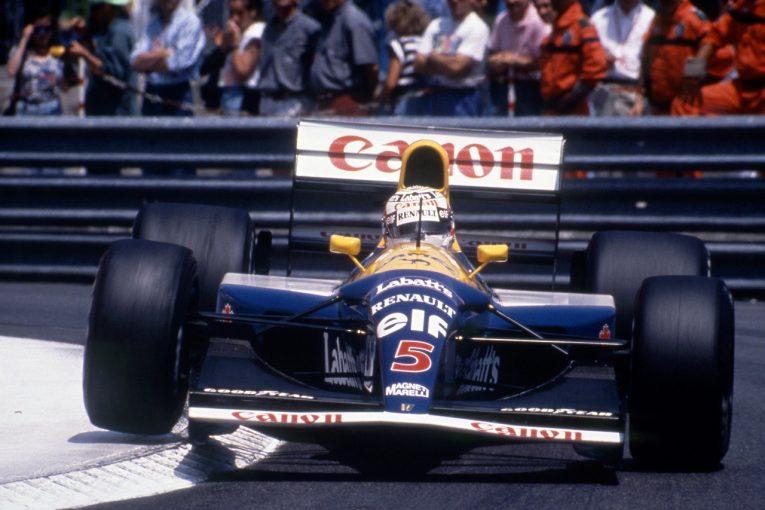 F1 | ベッテルがマンセルのウイリアムズFW14Bを購入。1992年チャンピオンカーを自身の名車コレクションに加える