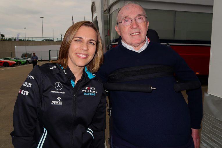F1 | 【今週の気になるニュース】フランク&クレアのチーム離脱に、FW14Bの売却。不安が残るウイリアムズの現状