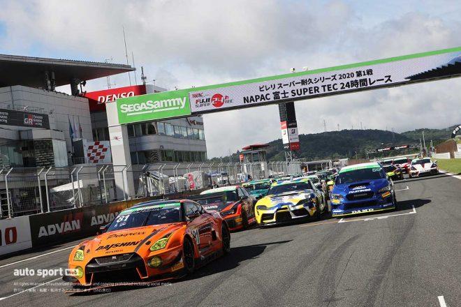 国内レース他 | 全52台、2021年スーパー耐久富士SUPER TEC 24時間のエントリー発表。小林可夢偉がカローラ・スポーツをドライブ