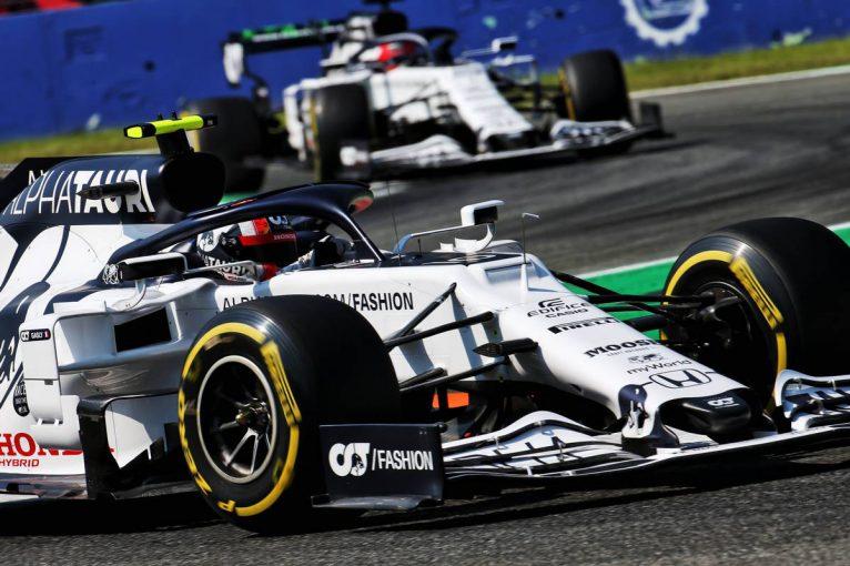 F1   【タイム結果】F1第8戦イタリアGPフリー走行2回目