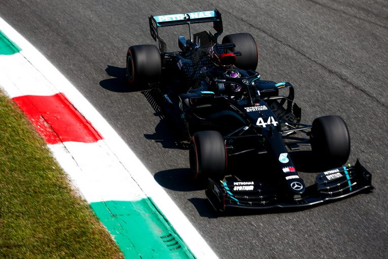 F1 | F1イタリアGP FP2:ハミルトンが首位で初日を終える。ホンダPU勢最上位は4番手のガスリー