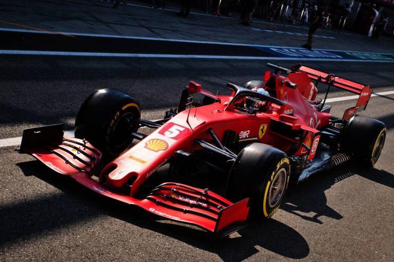 F1 | 2020年F1第8戦イタリアGP、TV放送&タイムスケジュール