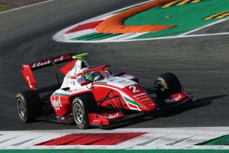 海外レース他 | 9番手スタートのベスティが優勝&プレマがチームタイトル獲得【順位結果】FIA-F3第8戦イタリア レース1