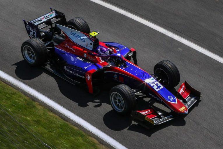 海外レース他 | 佐藤万璃音 2020 FIA-F2第7ラウンドスパ レースレポート