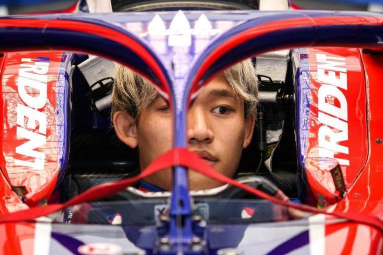 F1 | 【コラム】独力でF1テスト参加のチャンスをつかんだ佐藤万璃音。キャリアのステップを目指せ