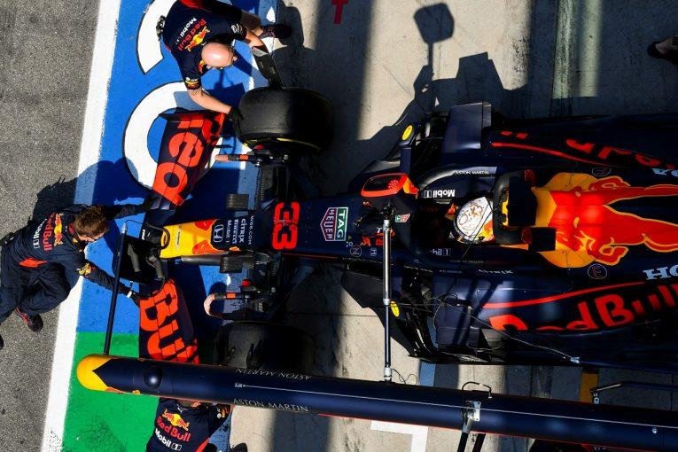 F1 | ホンダ予選最上位は5番手「接戦の中かなり厳しい結果に。決勝で最大限の成績を挙げたい」と田辺TD【F1第8戦】