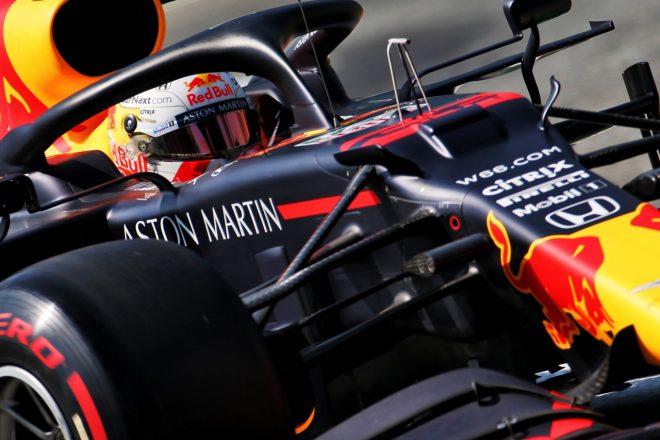 2020年F1第8戦イタリアGP マックス・フェルスタッペン(レッドブル・ホンダ)
