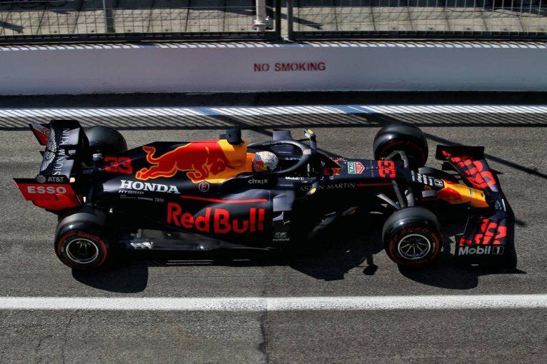 F1 | レッドブル・ホンダ分析:ローダウンフォース仕様の最適なセットアップを見出せず、グリップ不足の苦しい予選に