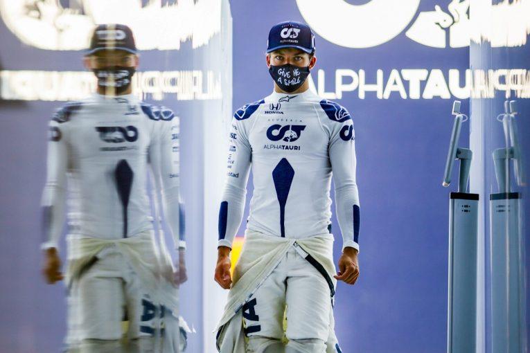F1 | ガスリー10番手「上とは僅差。このパッケージならいいレースができる」アルファタウリ・ホンダ【F1第8戦予選】