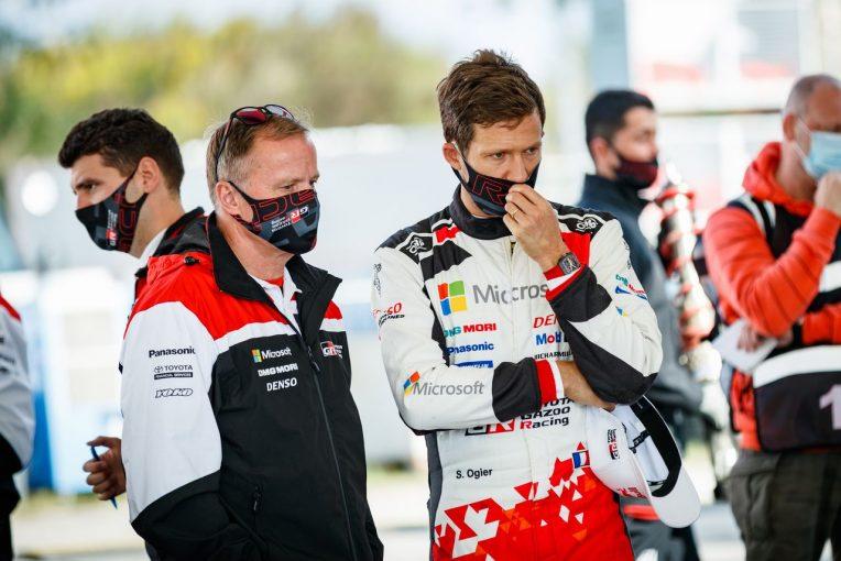 ラリー/WRC | オジエ「タイヤにダメージがあり、攻めきれなかった」/WRC第4戦エストニア デイ2後コメント