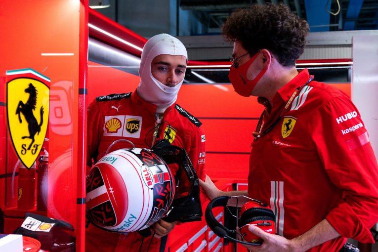 F1 | ルクレール13番手に落胆「ホームGPだけに余計に辛い」フェラーリ【F1第8戦予選】