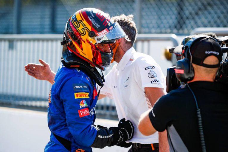 F1   F1第8戦イタリアGP予選トップ10ドライバーコメント(2)
