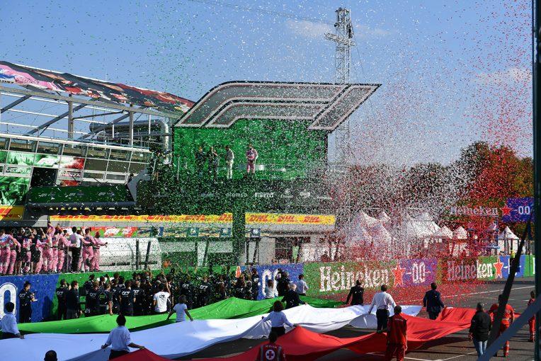 F1 | 【ギャラリー】F1第8戦イタリアGP決勝